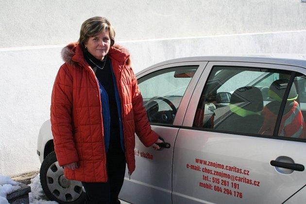 Hedvika Šplíchalová je spoluzakladatelkou charitní domácí péče