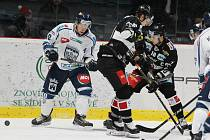 Orli Znojmo sehráli domácí utkání proti Fehérváru AV19.