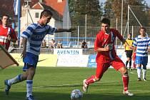 Na podzim si Znojemští doma poradili s Líšní v poměru 4:0.