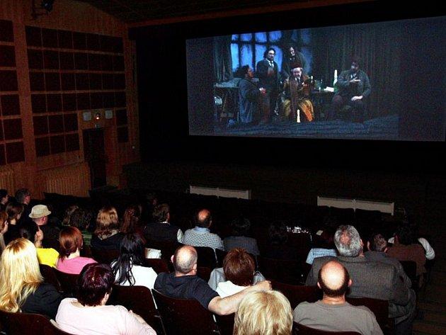 Přenos z newyorkské Metropolitní opery ve znojemském kině