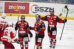 Znojemští Orli zůstali ve druhé české lize bez porážky a další zápasy přidají opět v mezinárodní hokejové soutěži.
