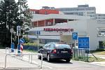 Znojemská nemocnice. Ilustrační foto