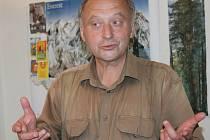 Jan Kozdas získal ocenění od Národního parku Podyjí