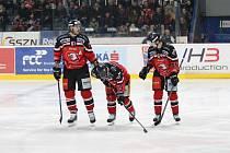 Domácí start play off mezinárodní soutěže EBEL hokejoví Orli ve svoji výhodu neproměnili. V prvním duelu série s rakouským Dornbirnem v pátek prohráli na vlastním ledě 1:3.