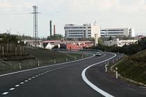 Otevírá se nové panorama: Nemocnice Znojmo.