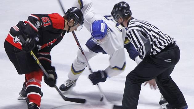 K dalšímu z přípravných utkání před novou sezonou si Znojemští orli v pátek pozvali na svůj led Rytíře z Kladna, klub Jaromíra Jágra.