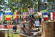 Znojemští biketrialisté Marek Hlávka a René Vymětal ml. získali v Itálii tituly mistrů Evropy.