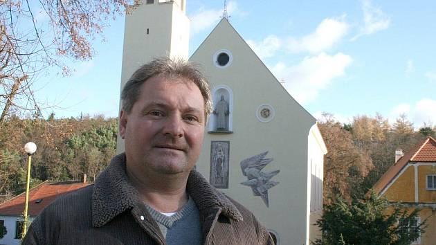 Jiří Malec je starostou Hlubokých Mašůvek teprve rok.
