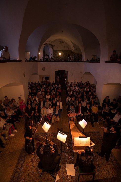 Hudební festival Znojmo.