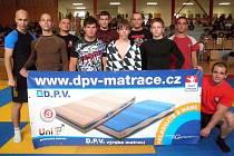 Znojemský klub Valetudo RK na turnaji v grapplingu Ipon Cup ve Frýdku- Místku.