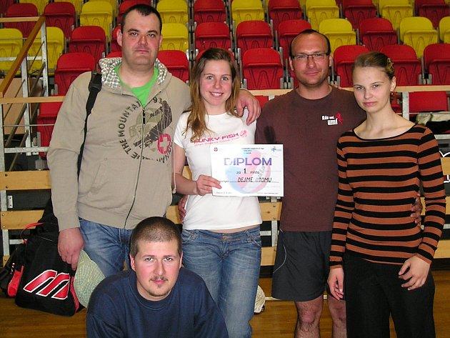 Vítězné družstvo Dejme tomu porazilo favorita Ardagh.