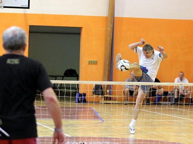 Nohejbalový turnaj GACHO Cup ve Znojmě.