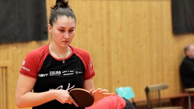 Stolní tenistky z Krumlova oznámily čtyři nové posily