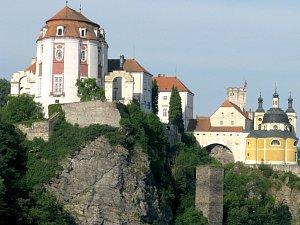 ILUSTRAČNÍ FOTO: Zámek ve Vranově nad Dyjí.