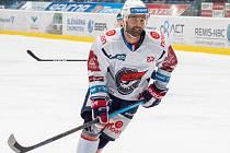 Hokejista Tomáš Svoboda.