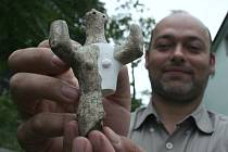 Johanka - šest a půl tisíc let stará plastika z Mašovic