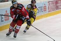 Hokejisté Znojma prohráli i druhé derby sezony.
