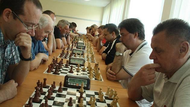 Šachové závody Hodonice Open přivítaly více než 130 šachistů.