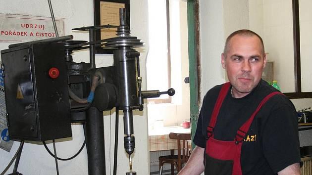 Kovoobráběčská firma v Trstěnicích Morava Metal.