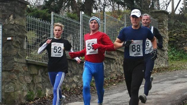 Běžec Pavel Kratochvíl.