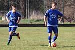Fotbalisté Moravského Krumlova vyhlížejí novou sezonu v krajském přeboru. Tu starou nemohli dohrát.