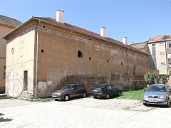 Bývalá městská věznice, nevyužívaná, nepřístupná, pro veřejno pouze o muzejní noci 9.6.2011.