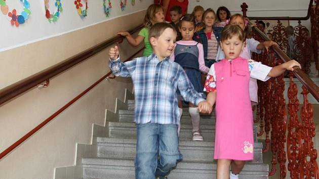 Základní škola nám. Republiky ve Znojmě. Ilustrační foto.