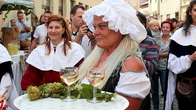 Znojemské vinobraní.