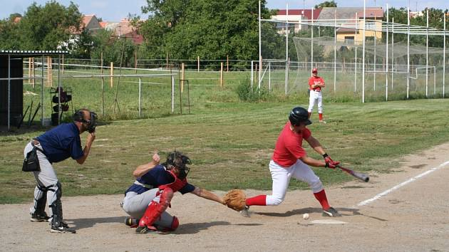 Znojemští baseballisté