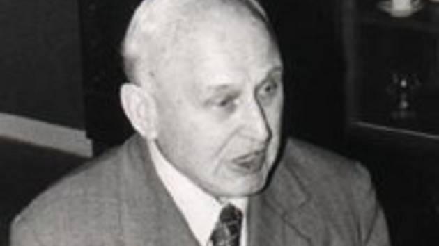 Výtvarník a pedagog Otakar Zemina.
