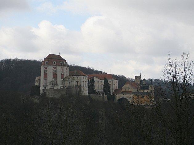 Vranov paravan panorama