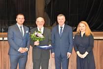 Vedení Znojma ocenilo trojici pedagogů.
