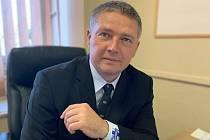 Ředitel Nemocnice Znojmo Martin Pavlík.