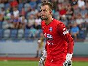 Fotbalista Jakub Kučera.