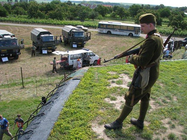 Šatovský bunkr.