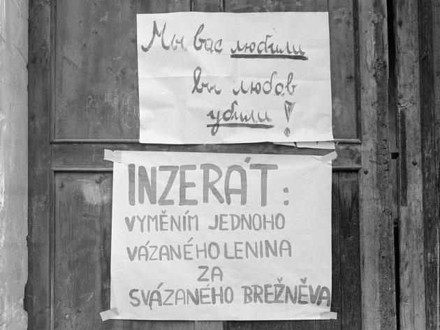 Srpen 1968 ve Znojmě