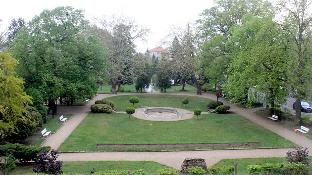 Znojmo řeší, co nahradí brouzdaliště v Jubilejním parku
