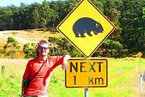 Učitel angličtiny Ivan Bohátka zcestoval kus světa. Nadchla ho Austrálie, kterou přiblížil nedávno na své projekci, kterou navštívilo pětašedesát zájemců.