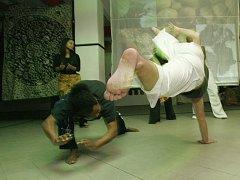 Capoeira, ilustrační fotogarfie