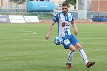 Fotbalisté Znojma. Ilustrační foto.