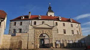 Starosta Jevišovic zaskakuje v muzeu za kastelána