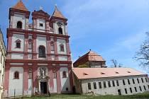 Návštěvníci si prohlédli i Loucký klášter ve Znojmě.