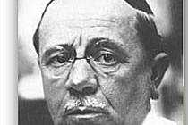 Sochař Hugo Lederer.