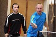 Velká cena Znojma ve stolním tenise.