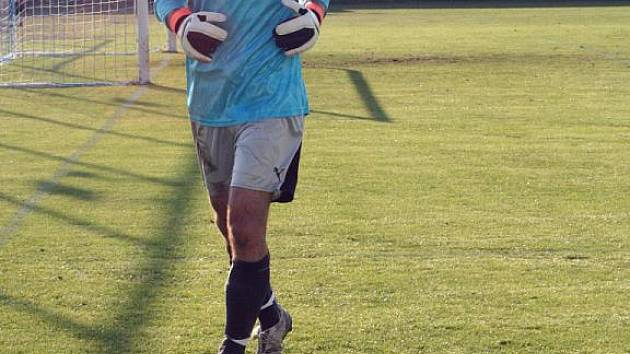 Brankář Vítězslav Trmal po dvanácti letech opouští fotbalové Tasovice.