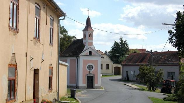 Podmolí je vesnicí, která se modernizuje, ale přitom si zachovává malebný ráz.