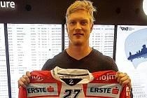 Robert Flick přišel do znojemského hokejového týmu na pozici centra. Dříve hrál celky rakouského Villachu nebo slovenského Zvolenu.