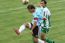 Fotbal Znojmo - Rájec