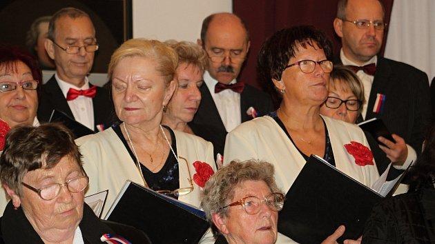 Slavnostním koncert k výročí republiky