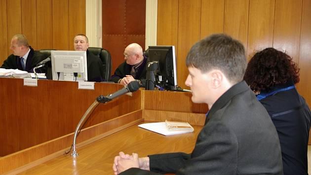 Jaroslav Schindler ml. u soudu. Ilustrační foto.
